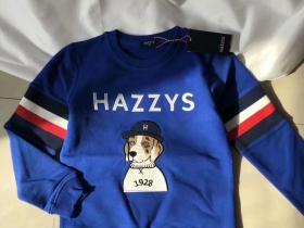 哈吉斯童装卫衣