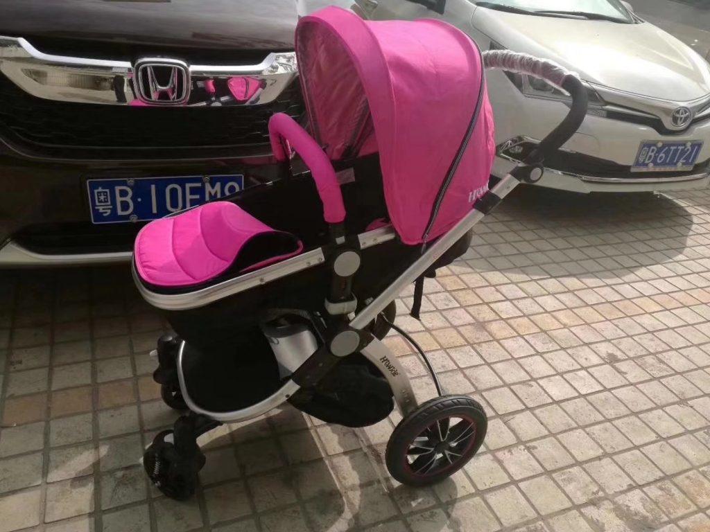 高景观hiwide婴儿车680B