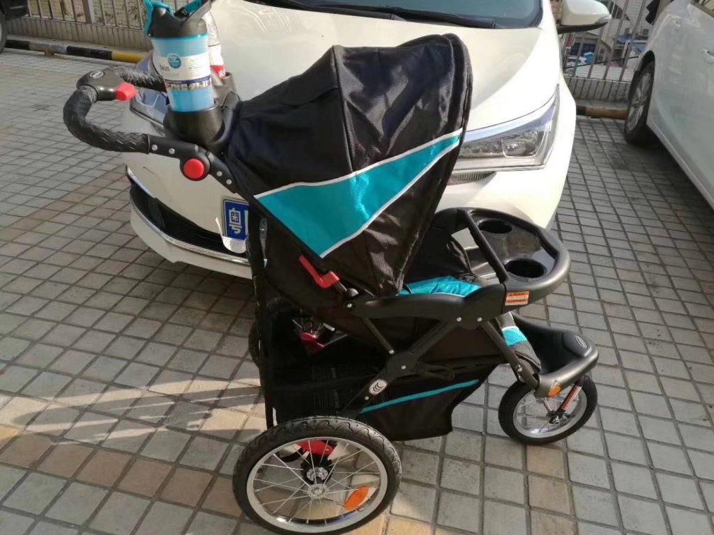 原单正品美国 baby trend婴儿BB车590B