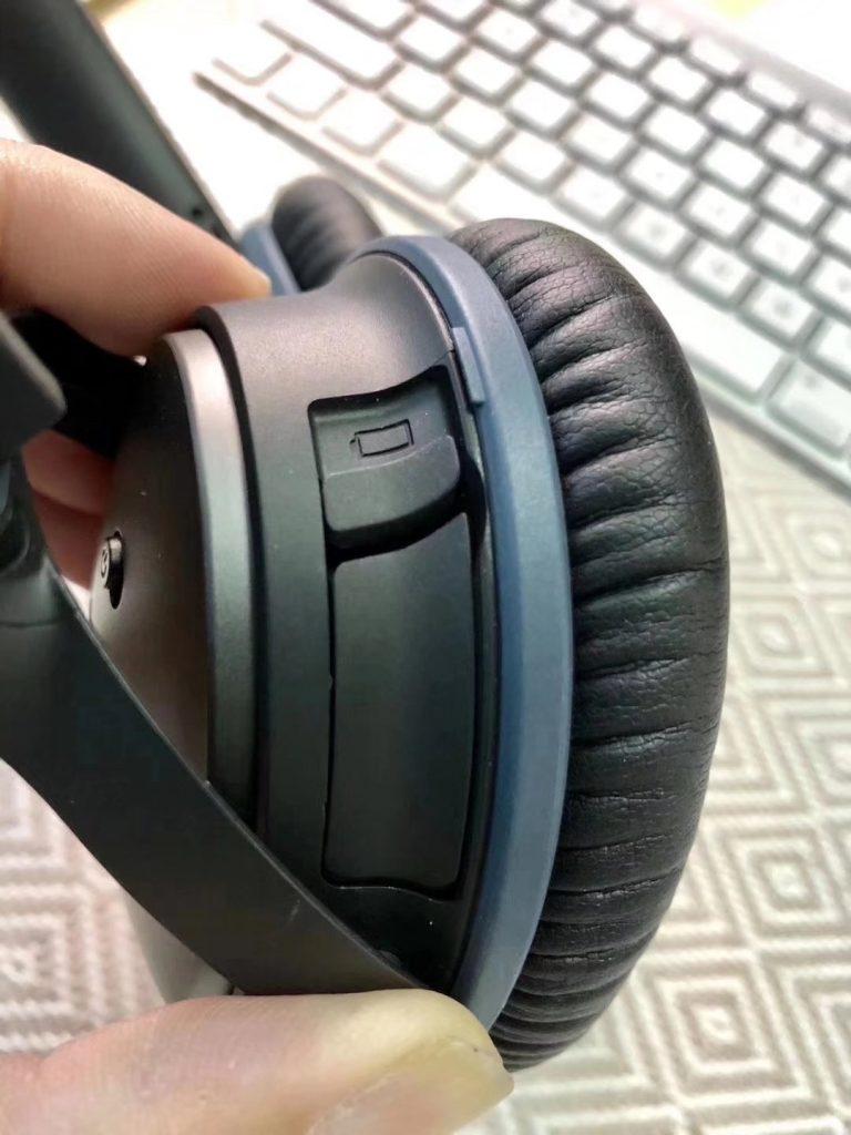 音乐发烧友BOSE耳机999B