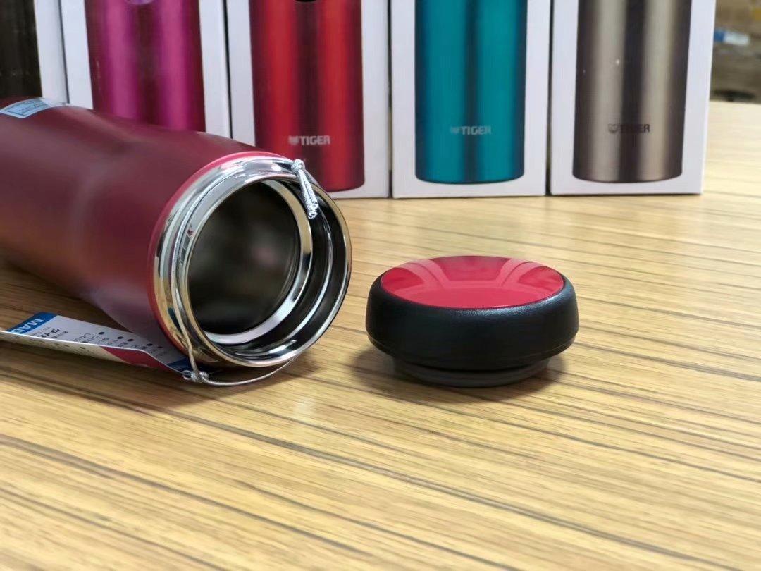 日本原装进口虎牌不锈钢真空保温杯