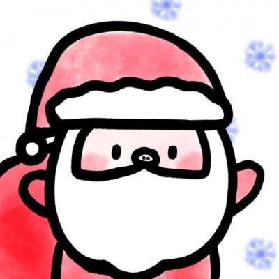 圣诞节专属可爱的卡通微信头像