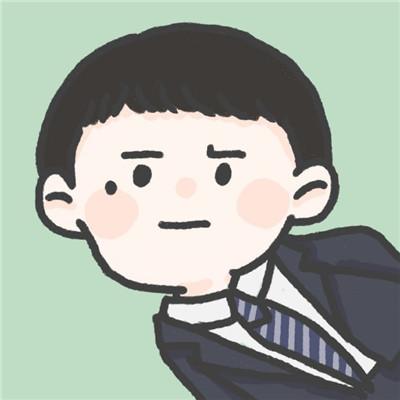 精选白敬亭卡通搞怪很火小头像