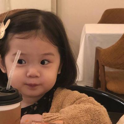 六一儿童节专属的可爱萌娃头像