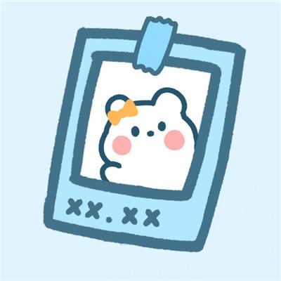 一组手机app图标超可爱头像 卡通图标合集精选